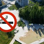 צרפת: שטרסבורג, העיר הראשונה לאסור על עישון בפארקים שלה?