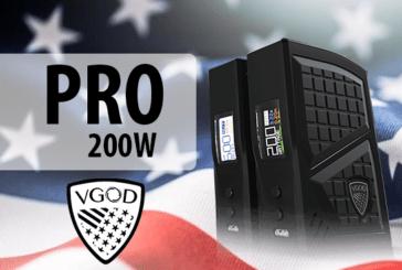 מידע על Pro 200 (VGOD)