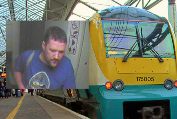 WALES: A train controller assaulted by a man refusing to extinguish his e-cigarette.