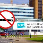 IRLANDE DU NORD : L'utilisation de l'e-cigarette interdite aux abords des hôpitaux