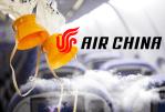 CINA: l'aereo Air China fallisce a causa della sigaretta elettronica