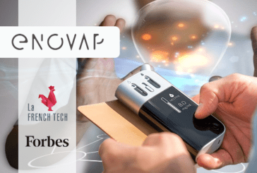 ECONOMIA: Enovap e la sua smart e-sigaretta nella classifica della Tech francese.