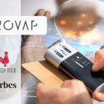 ЭКОНОМИКА: Enovap и его умная электронная сигарета в рейтинге французской технологии.