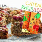 REVUE / TEST : Gâteau Rhubarbe par Le Vaporium