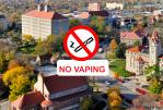 """ארה""""ב: אוניברסיטת קנזס אוסרת על שימוש בסיגריות אלקטרוניות בקמפוס!"""