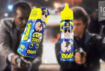 REVUE / בדיקה: Riggs (Cop מיץ טווח) על ידי צרפת נוזלי