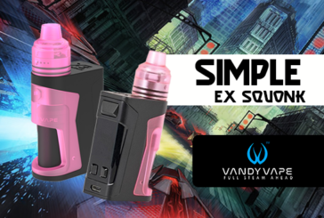 INFO BATCH : Simple EX Squonk (VandyVape)