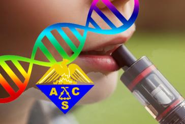 """מחקר: על פי האגודה האמריקאית לכימיה, הסיגריה האלקטרונית עלולה להזיק לדנ""""א."""