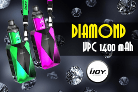 BATCH INFO: Diamond VPC 1400mAh (Ijoy)