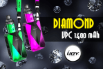 INFO BATCH : Diamond VPC 1400mAh (Ijoy)