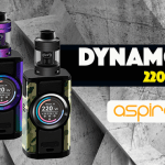 מידע נוסף: Dynamo 220W (Aspire)