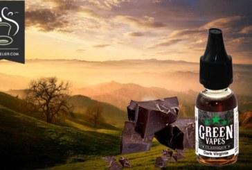 REVUE / TEST : Dark Virginia (Gamme Classique) par Green Vapes