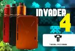 INFORMAZIONI SULLE LOTTE: Invader IV 280W (Teslacigs)