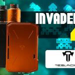INFO BATCH : Invader IV 280W (Teslacigs)