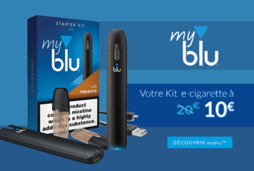 ПРОМОТИРОВАНИЕ -50%: Myblu для 10 евро с кодом «ALLEZLESBLU»