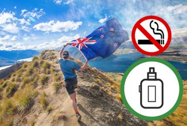 NOUVELLE-ZELANDE : Mettre en avant l'e-cigarette pour avoir moins de 5% de fumeurs en 2025.
