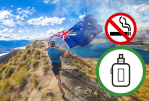 NEW ZEALAND: Highlight the e-cigarette to have less 5% of smokers in 2025.