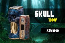 INFO BATCH : Skull 100W (Xo Vapor)