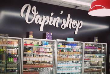 צרפת: Vapin'Shop, תווית עצמאית המוקדש vaping עבור טבקוניסטים.