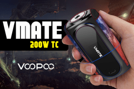 CHARGEN INFO: Vmate 200W TC (Voopoo)