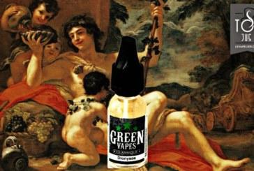 REVUE / TEST : Dionysos (Gamme Classique) par Green Vapes