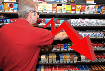 FRANCE: Decrease of almost 10% of tobacco sales in one year!