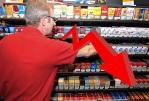 FRANKRIJK: Afname van bijna 10% van de tabaksverkoop in één jaar tijd!
