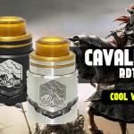 מידע נוסף: Cavalry RDTA (Cool Vapor)