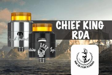 INFO BATCH : Chief King RDA (Squid Industries)