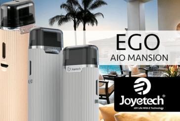 INFO BATCH : eGo AIO Mansion (Joyetech)