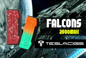 מידע נוסף: Falcons 2000 mAh (Teslacigs)