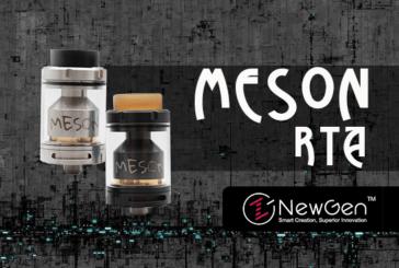 INFO BATCH : Meson RTA (Newgen Vape)