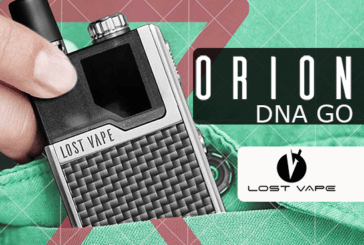 INFO BATCH : Orion DNA Go (Lost Vape)