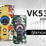 INFO BATCH : VK530 200W (VSticking)