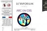 REVUE / TEST : Arc en Ciel (Gamme Haiku) par Le Vaporium