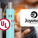 TECHNOLOGY: Joyetech, the first e-cigarette manufacturer to achieve UL 8139 certification.