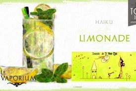 REVUE / TEST : Limonade (Gamme Haiku) par Le Vaporium