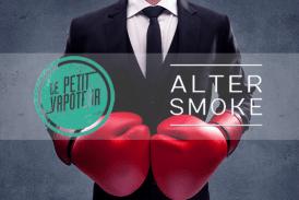 BELGIQUE : Le groupe Alter Smoke attaque Le Petit Vapoteur pour concurrence déloyale