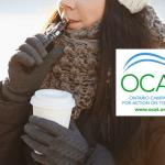 קנדה: הקידום של סיגריה אלקטרונית מודאג רבות נגד עישון קבוצות.