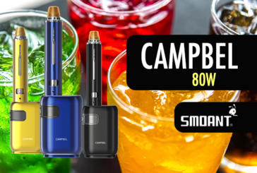 INFO BATCH : Campbell 80W (Smoant)
