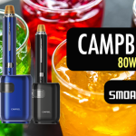 CHARGEN INFO: Campbell 80W (Smoant)