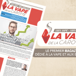 Vape של גזר, המגזין הראשון 100% vape, 100% Tobacconist מגיע!