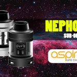 INFO BATCH : Nepho Sub-ohm (Aspire)