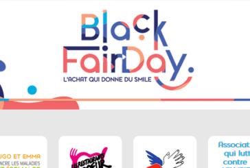 BLACK FAIRDAY : Aujourd'hui, soutenez une association en achetant chez Le Petit Vapoteur !