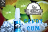REVUE / TEST : Candy Gum par Homevape