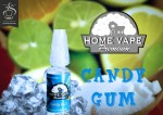 REVIEW / TEST: Candy Gum von Homevape