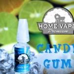 REVUE / TEST : Candy Gum par Homevape