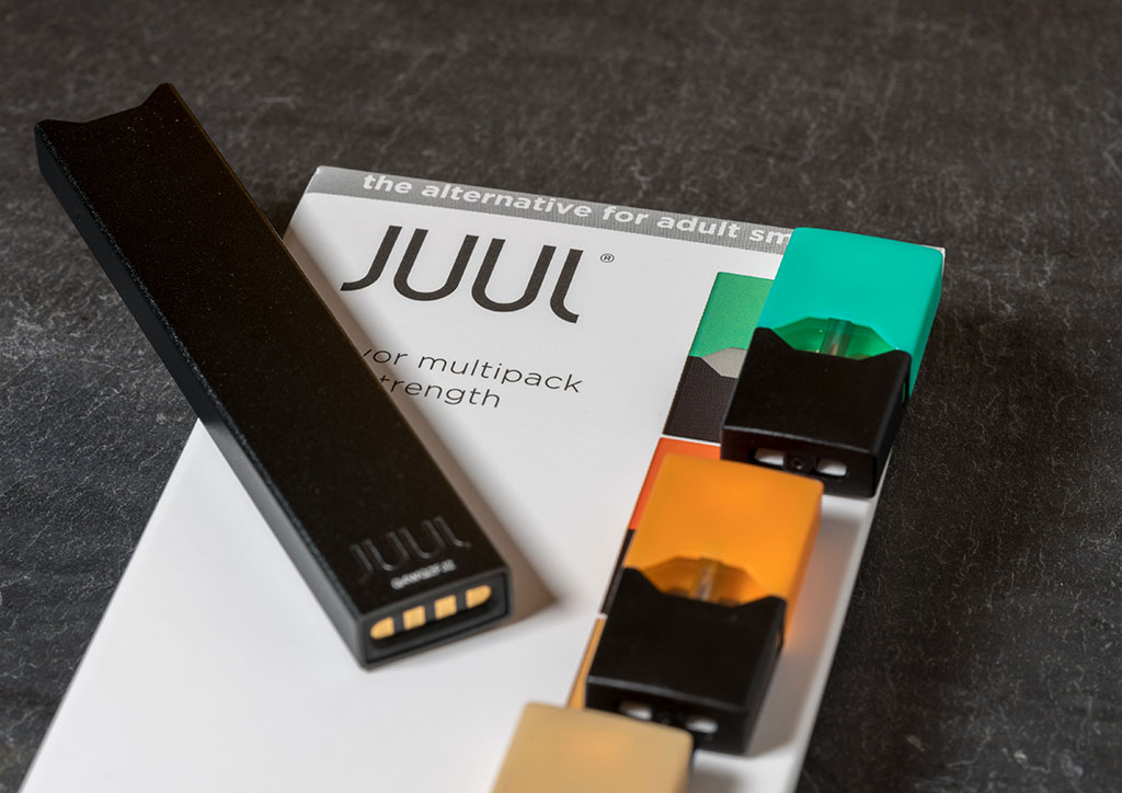 CANADA: Juul Labs e-cigarette maker to offer 3% nicotine pods