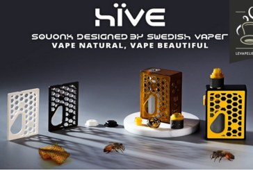 REVIEW / TEST: Hive Squonk Dinky by Swedish Vaper