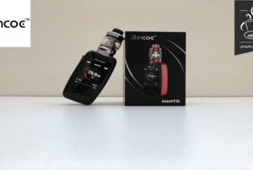 סקירה / בדיקה: Manto 228w TC Kit על ידי Rincoe